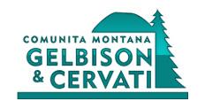 Logo comunità montana Gelbison e Cervati
